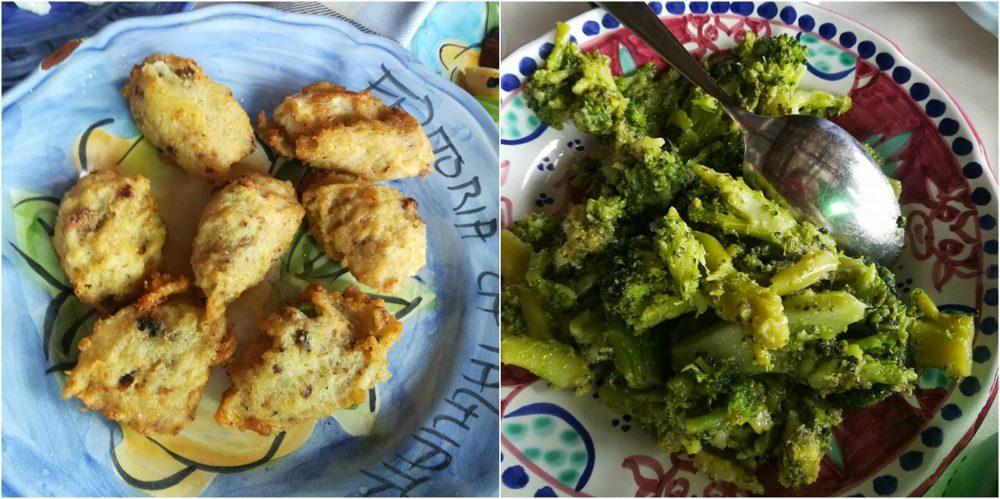 La Tagliata - polpette e broccoli