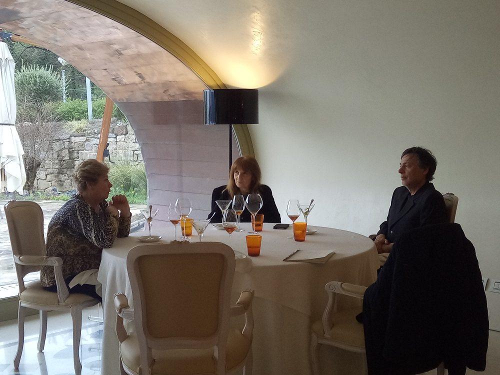 Eugenia Malgi, Milena e Marco Galetti