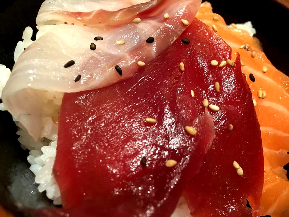 Jorudan Sushi - Cirashi