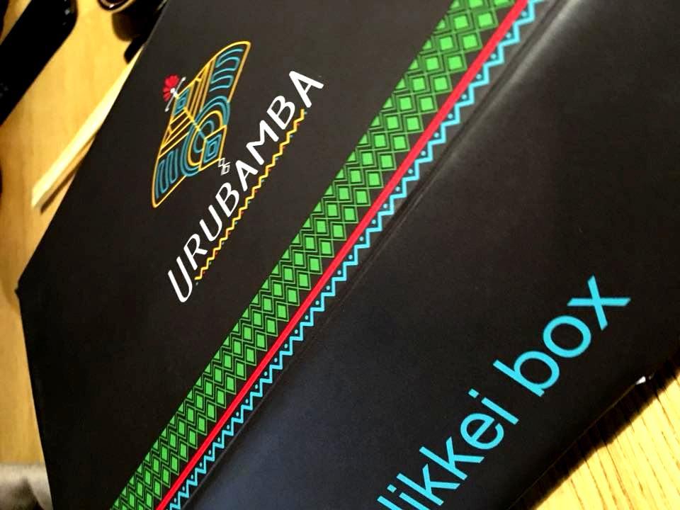 Urubamba - Nikkei Box