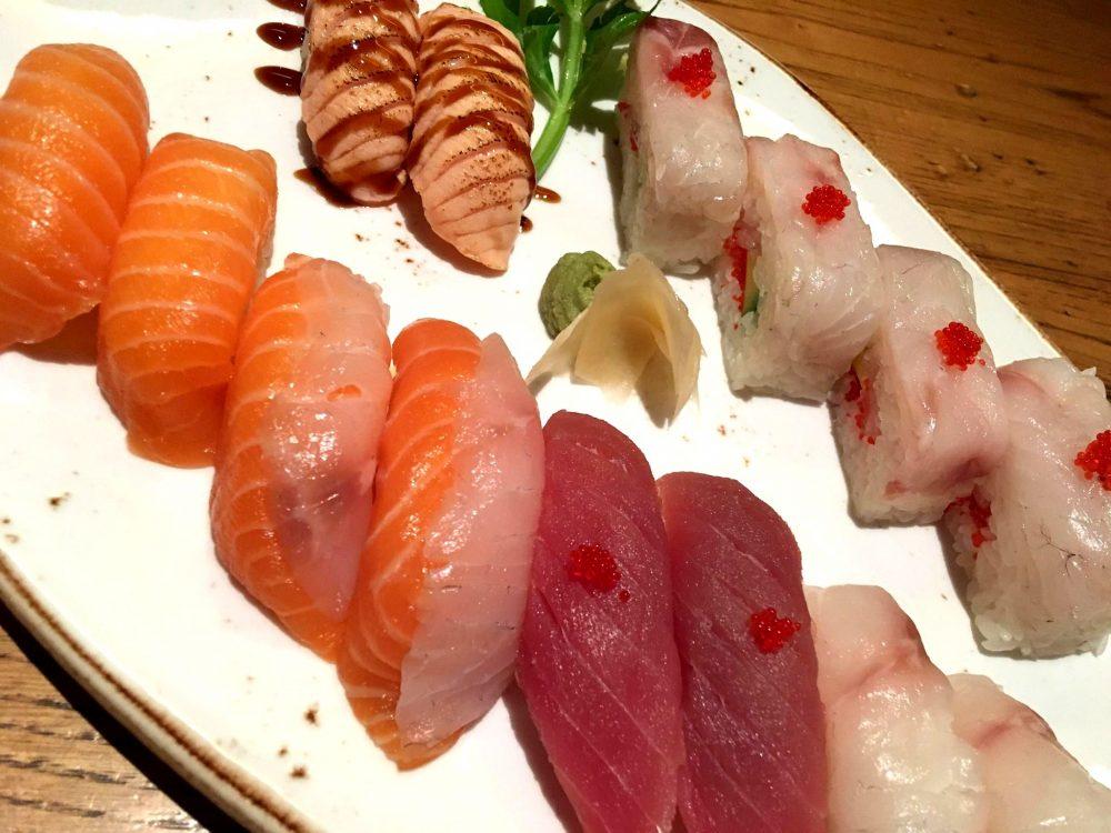 Jorudan Sushi - Nigiri & Sushi Mix