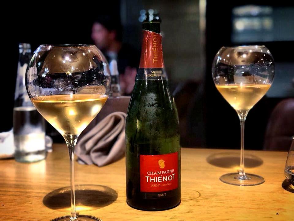Urubamba - Champagne Alain Thienot