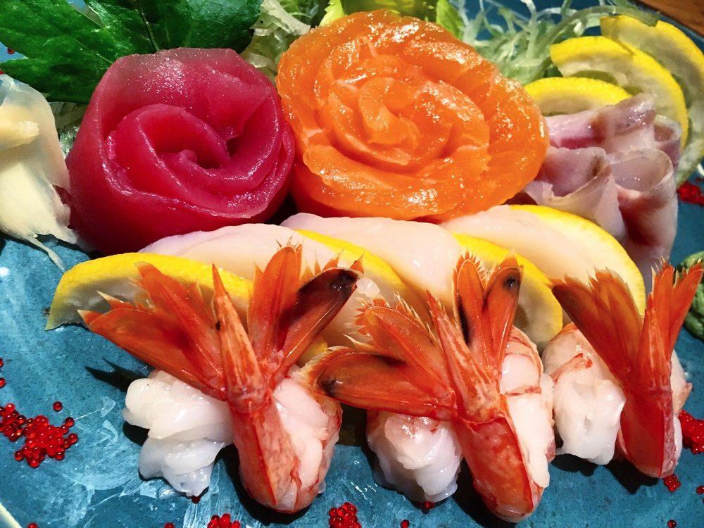 Jorudan Sushi - Sashimi Japanese Style