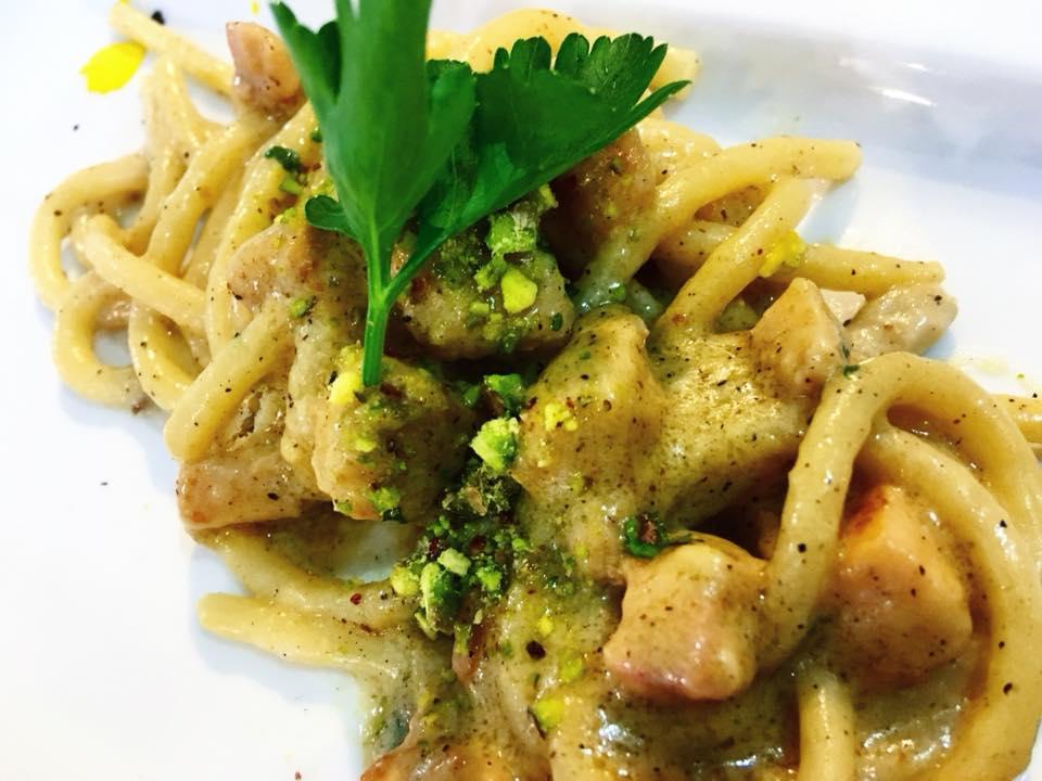 Osteria Del Mare - Cacio, Pepe, Pistacchi & Pesce Spada