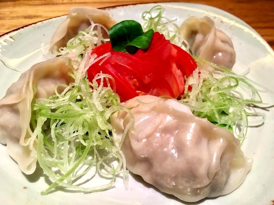 Jorudan Sushi - Steamed Gyoza