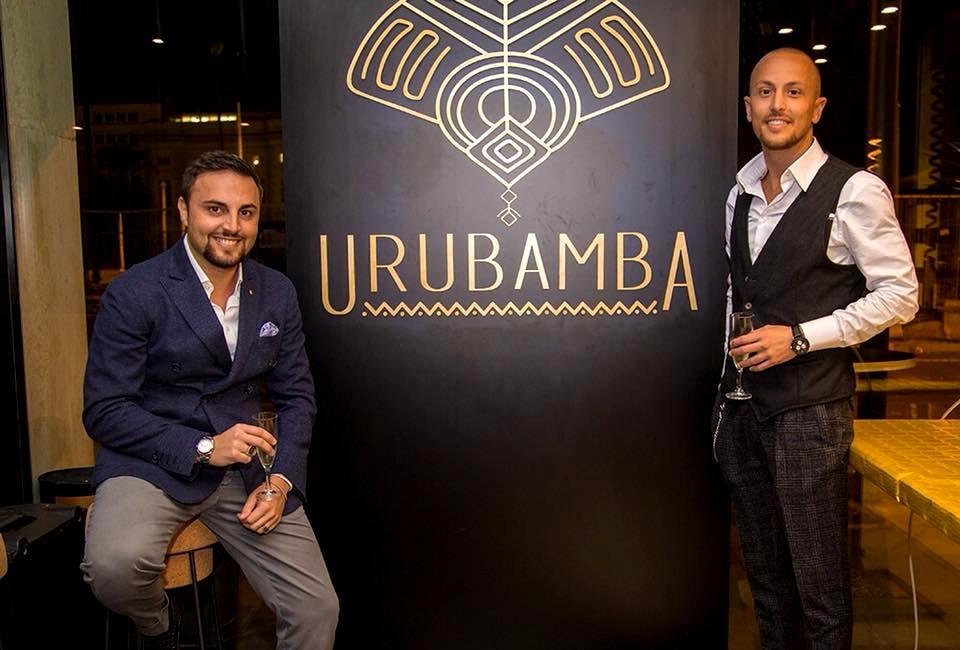 Urubamba - I Due Giovani Patron Dario Cecaro & Vincenzo Ricciolino