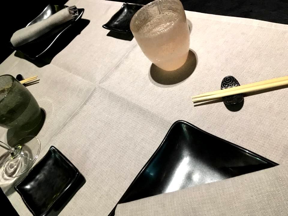 Jap-One - La Ligne De Table