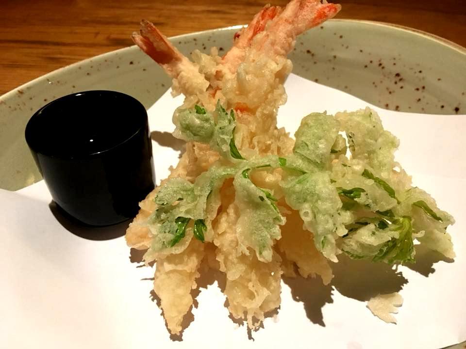 Jorudan Sushi - Tempura