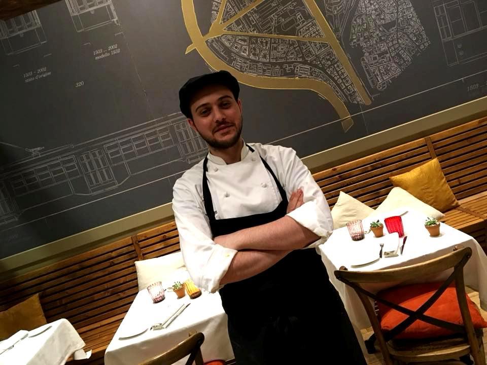 Lo Chef Salvatore Izzo
