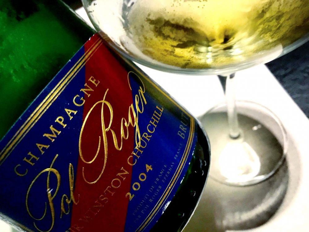 Jap-One - Champagne Pol Roger, Sir Winston Churchill 2004