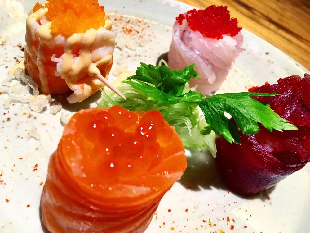 Jorudan Sushi - Gunkan Tulip