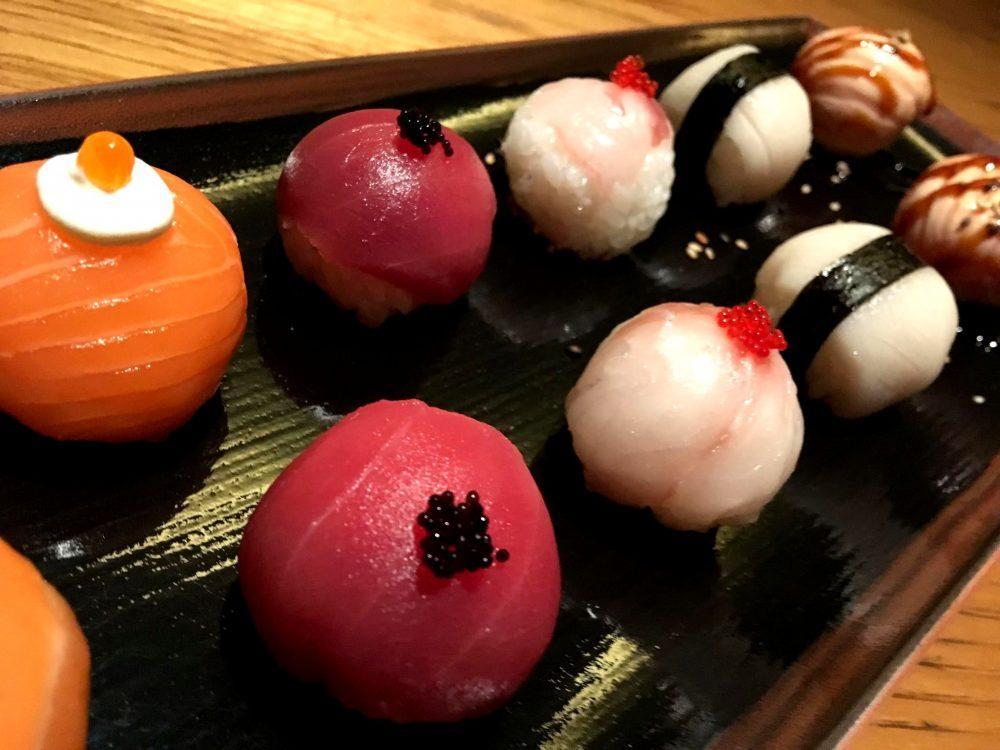 Jorudan Sushi - Sushi Balls - Temarizushi