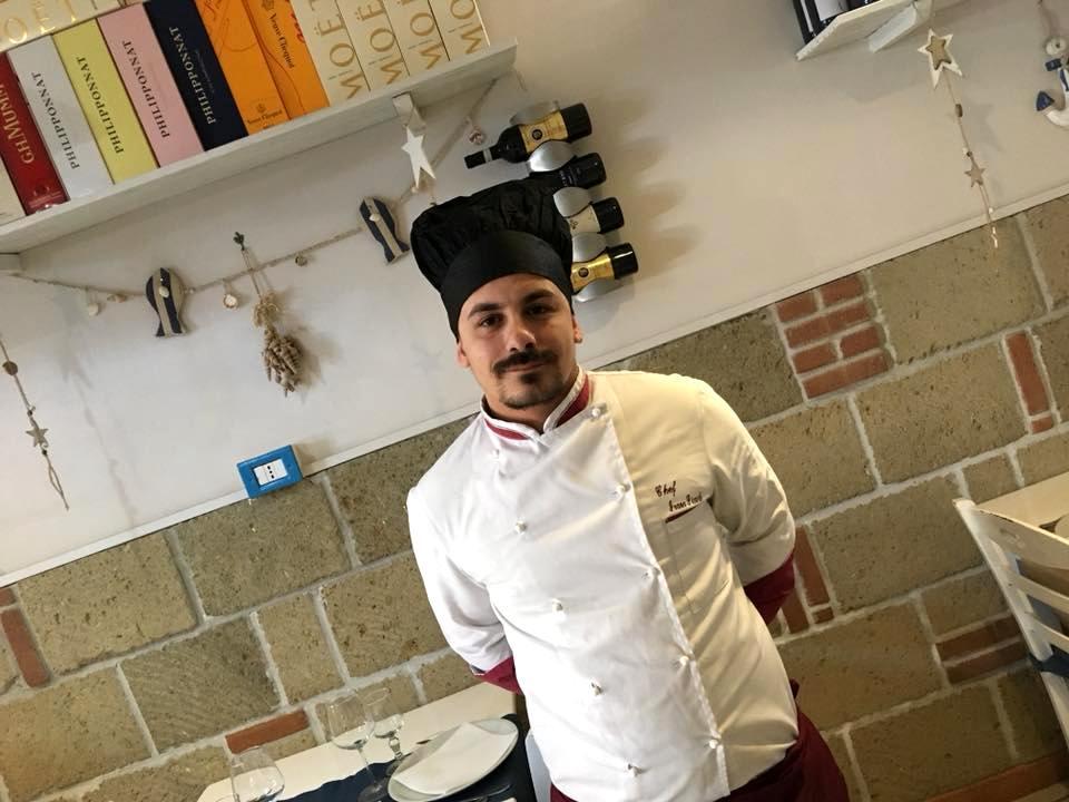 Lo Chef Ivano Picardi
