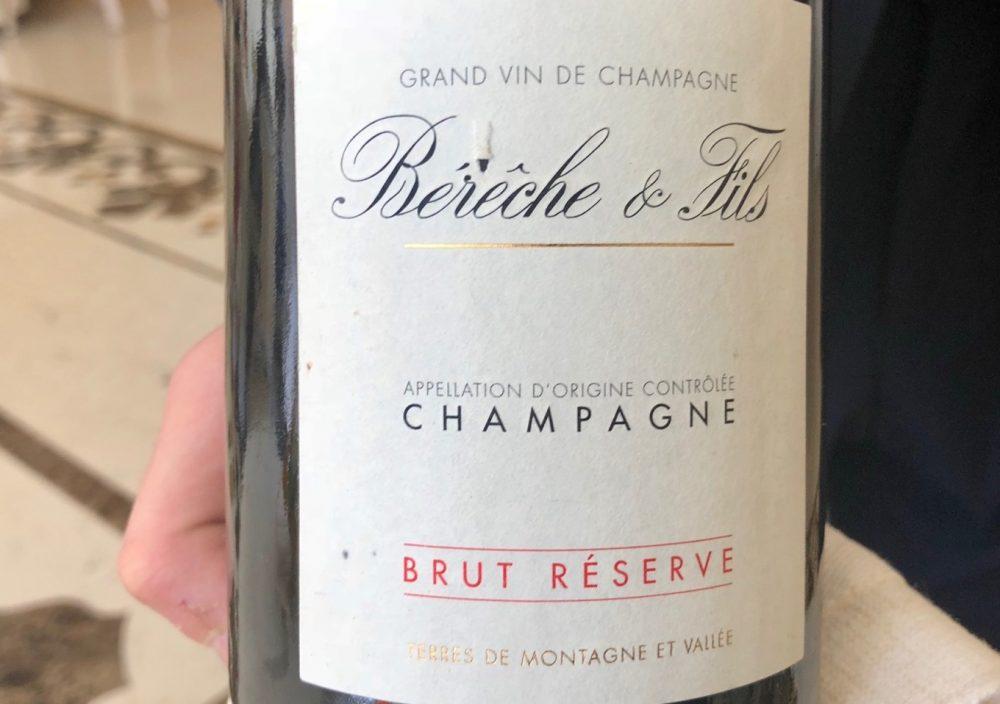 Florian Maison, San Paolo d'Argon, Champagne