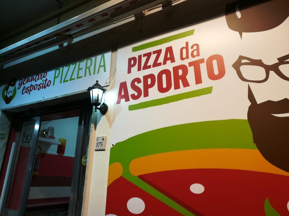 Gennaro Esposito Pizzeria -il logo