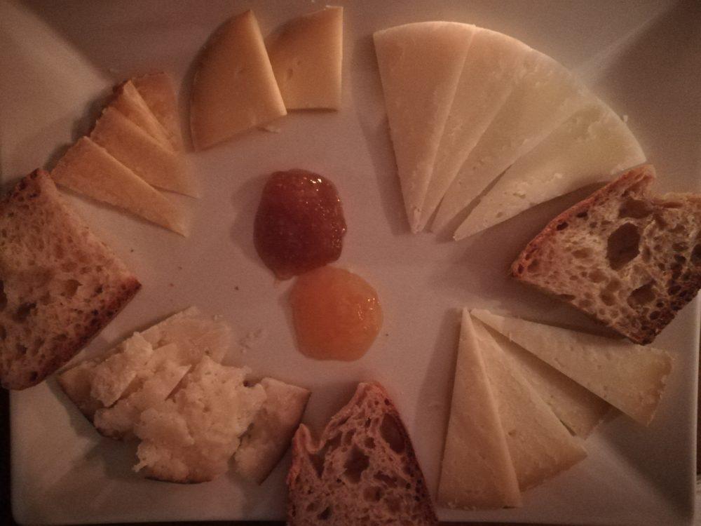 Enoteca D.O.C. - I formaggi