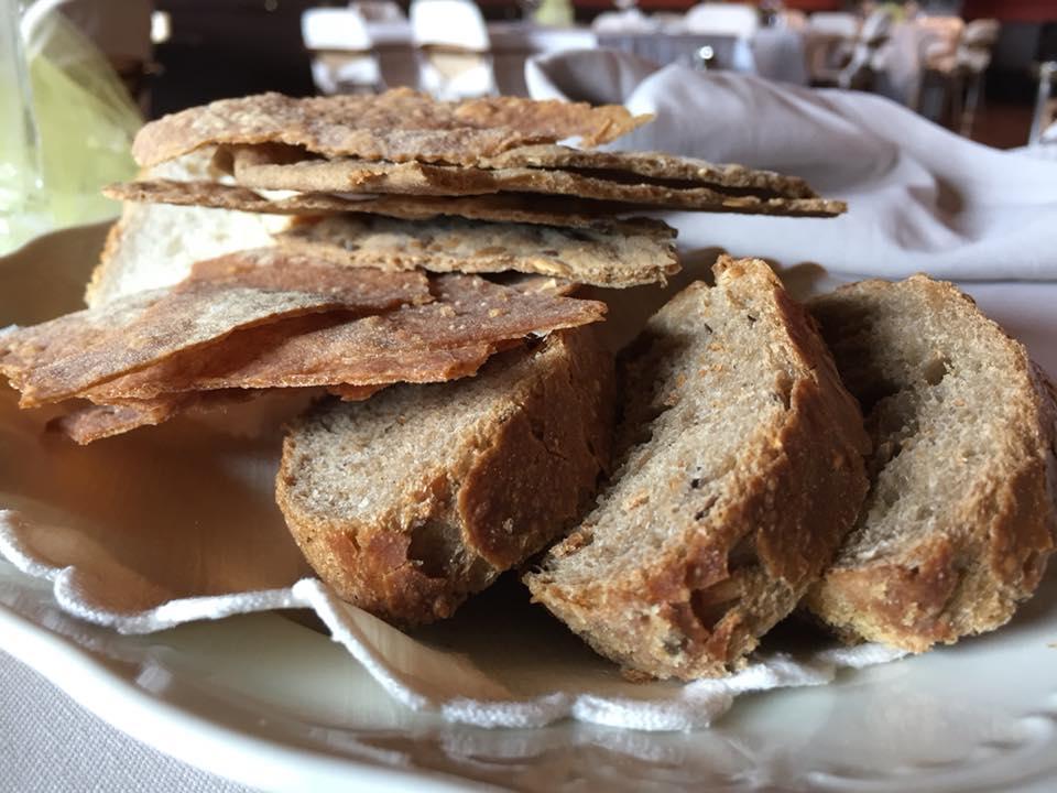 Il Focarile, il pane