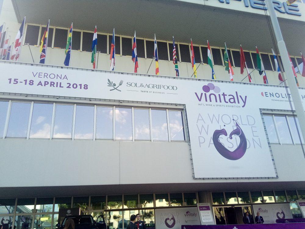 Ingresso Vinitaly 2018
