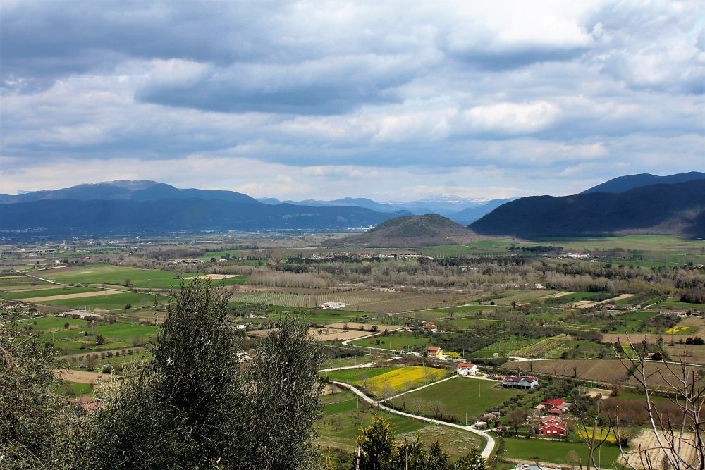 La Signora di Conca Casale – la piana di Venafro
