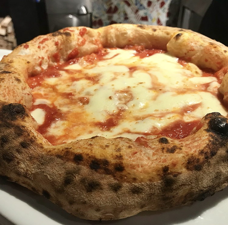 Mami - Pizza Margherita