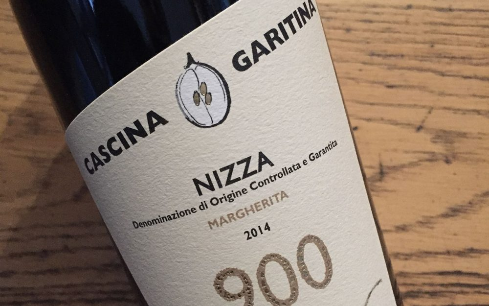 Nizza Neuvsent Margherita 2014 Cascina Garitina