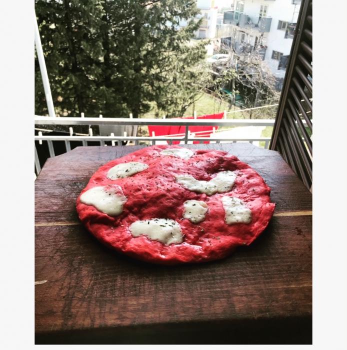 Pizza Rosso Pomodoro