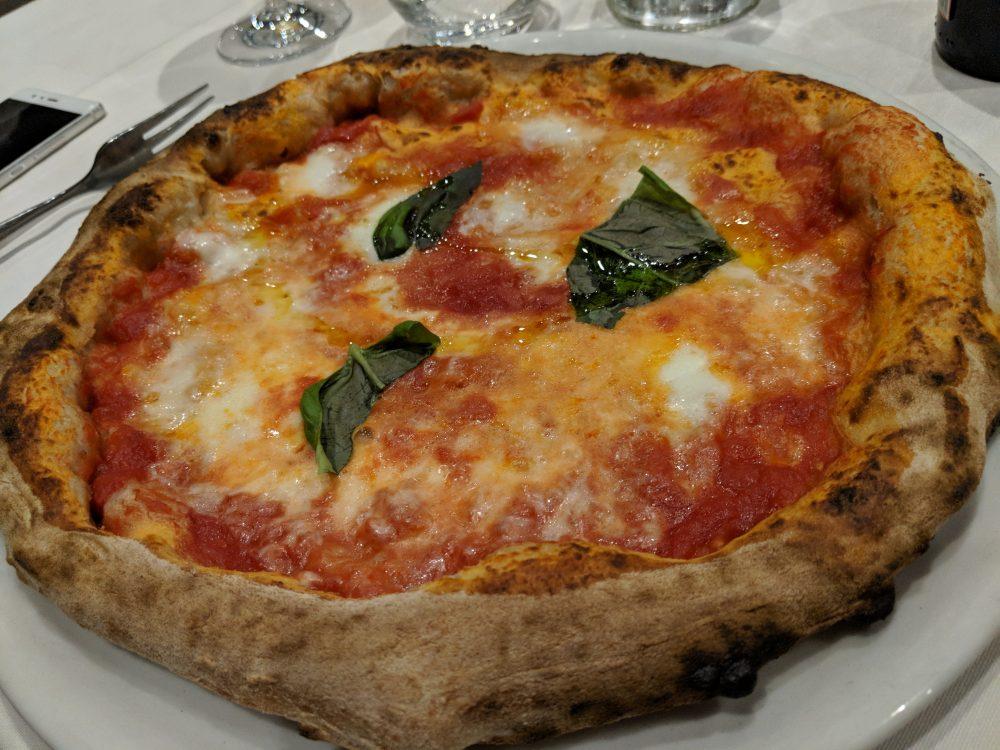 Pizzeria Artigianale 3voglie, pizza marinara