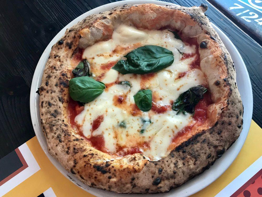 Pizzeria P, Lissone, la P1 di Michele Franco