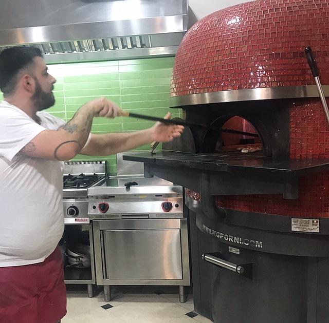 Salvo 1923 - Pizzaiolo Daniele Salvo