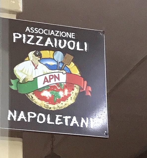 Salvo 1923 - Targa Associazioni Pizzaiuoli Napoletani