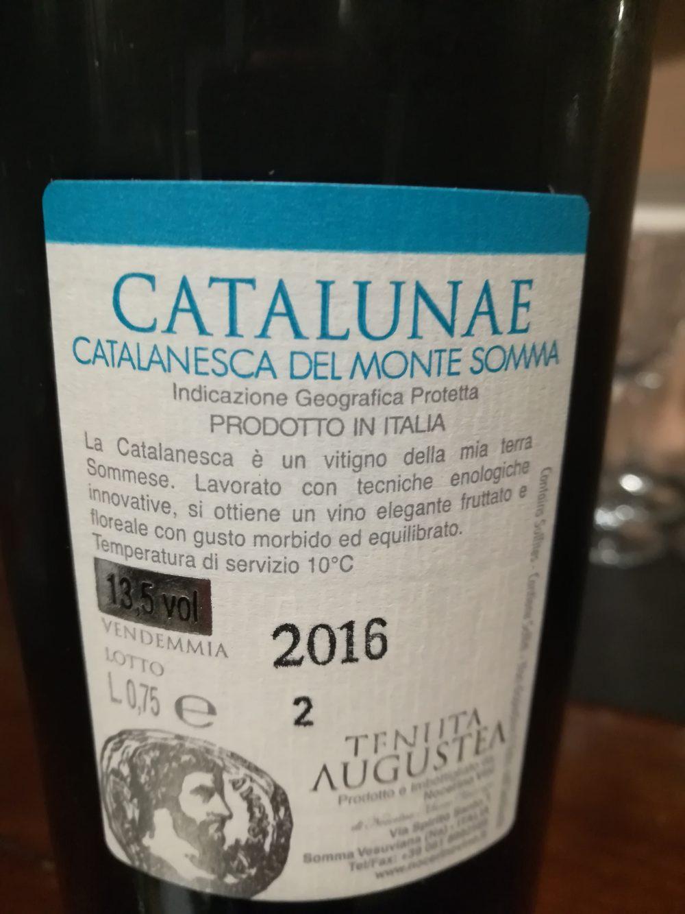 Summae Cibus - La Catalanesca