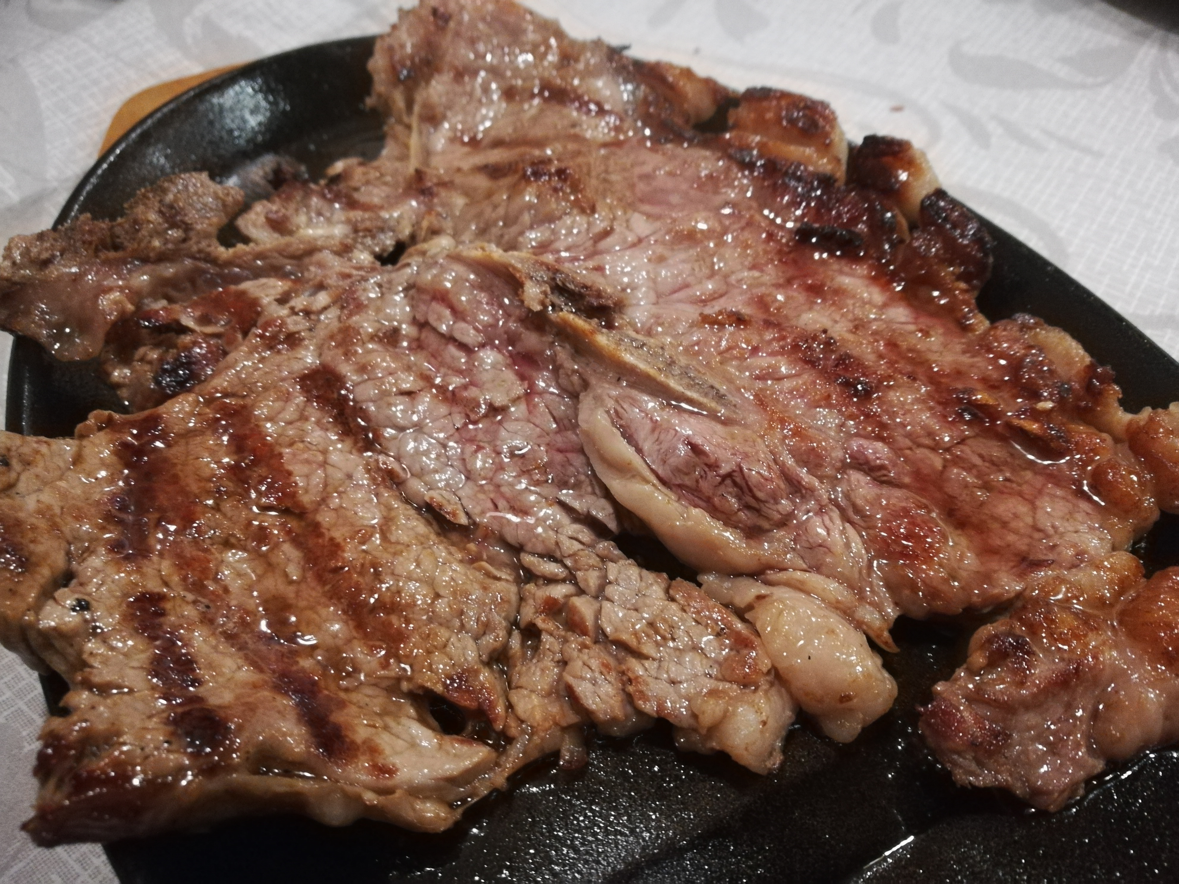 Trattoria il Mantice, la carne