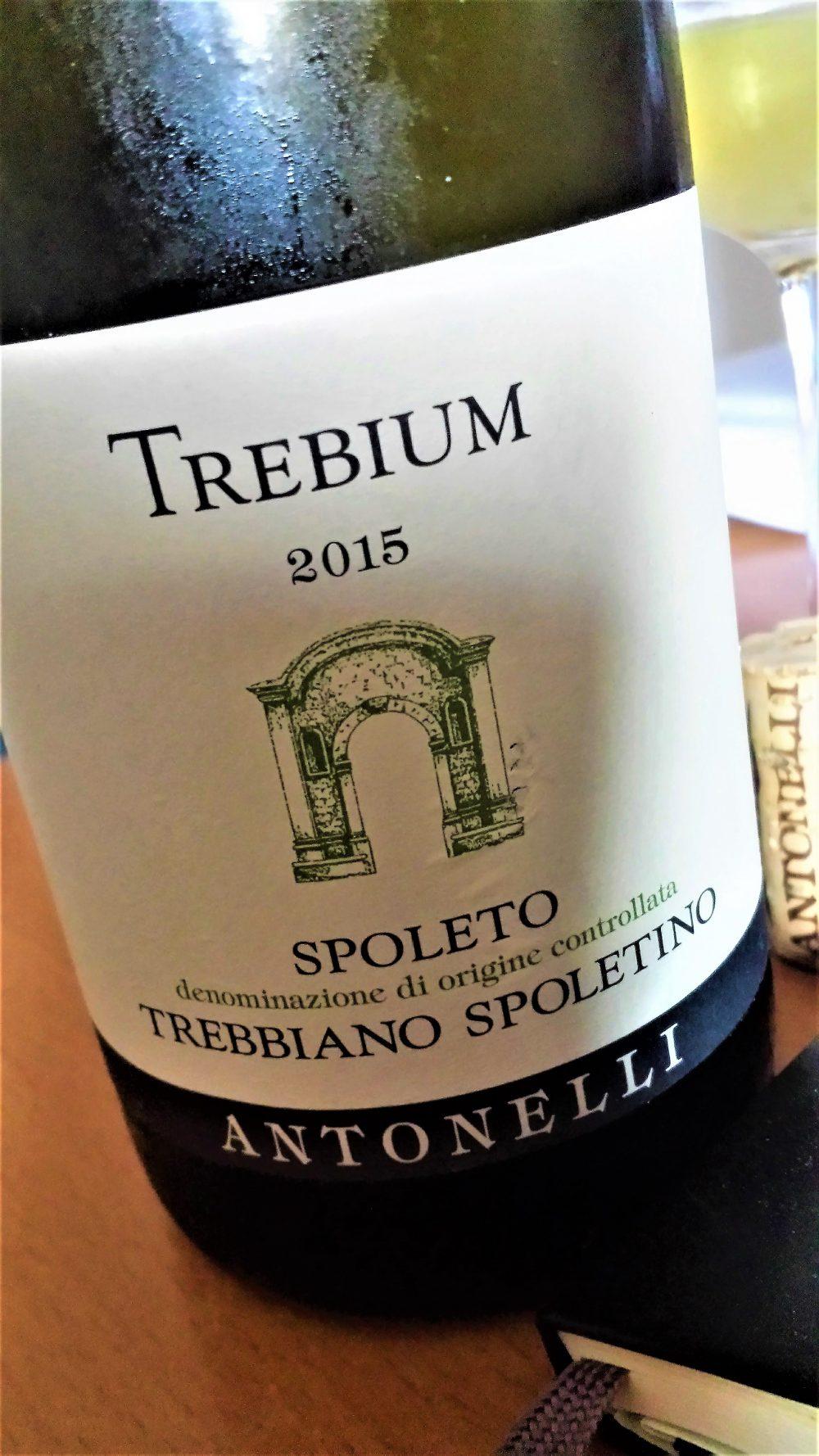 Trebbiano Spoletino Trebium 2015, Antonelli San Marco
