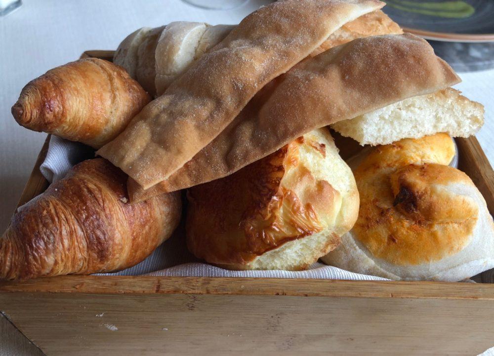 Vigneto, l'offerta dei lievitati in cassetta, ma pane in cassetta non ce n'e'