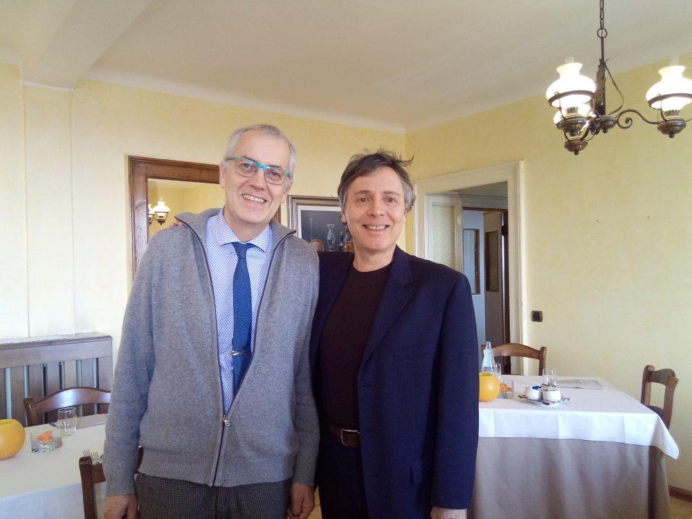 Walter Stuerz e Marco Galetti