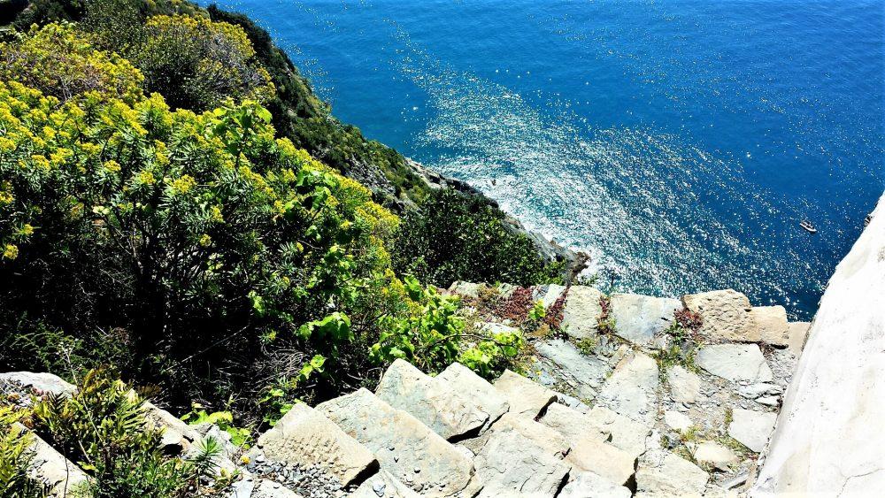 Precipizio sul mare di Monesteroli