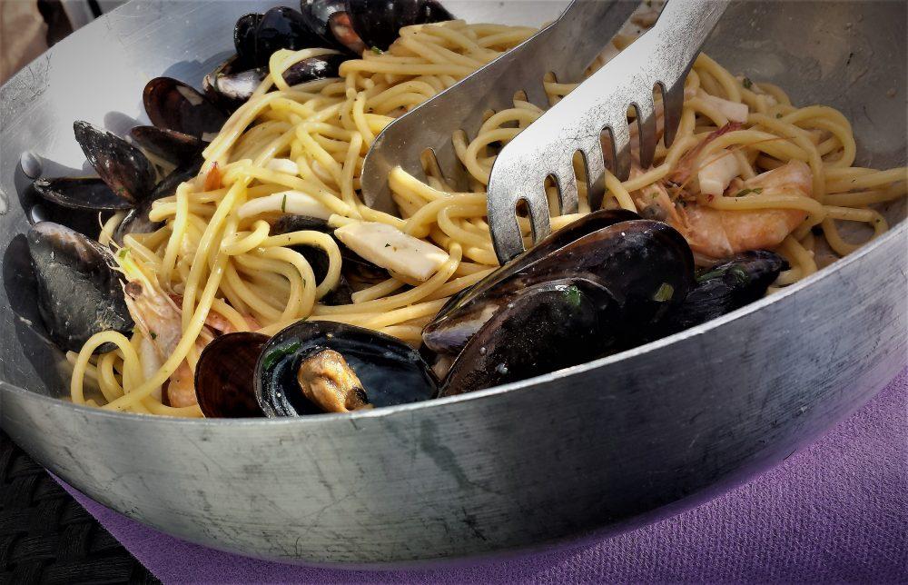 Spaghetti coi muscoli