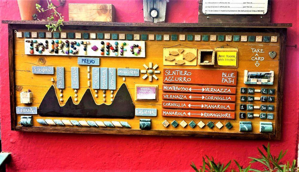 Tourist info, Prevo