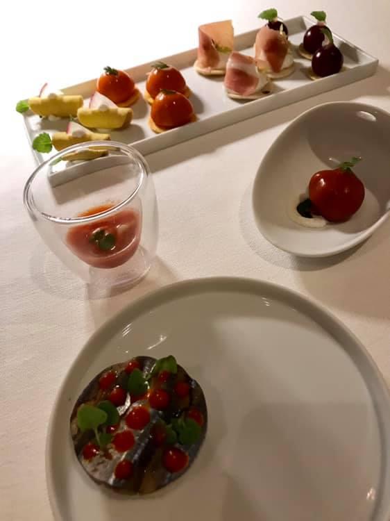 I Portici, l'aperitivo