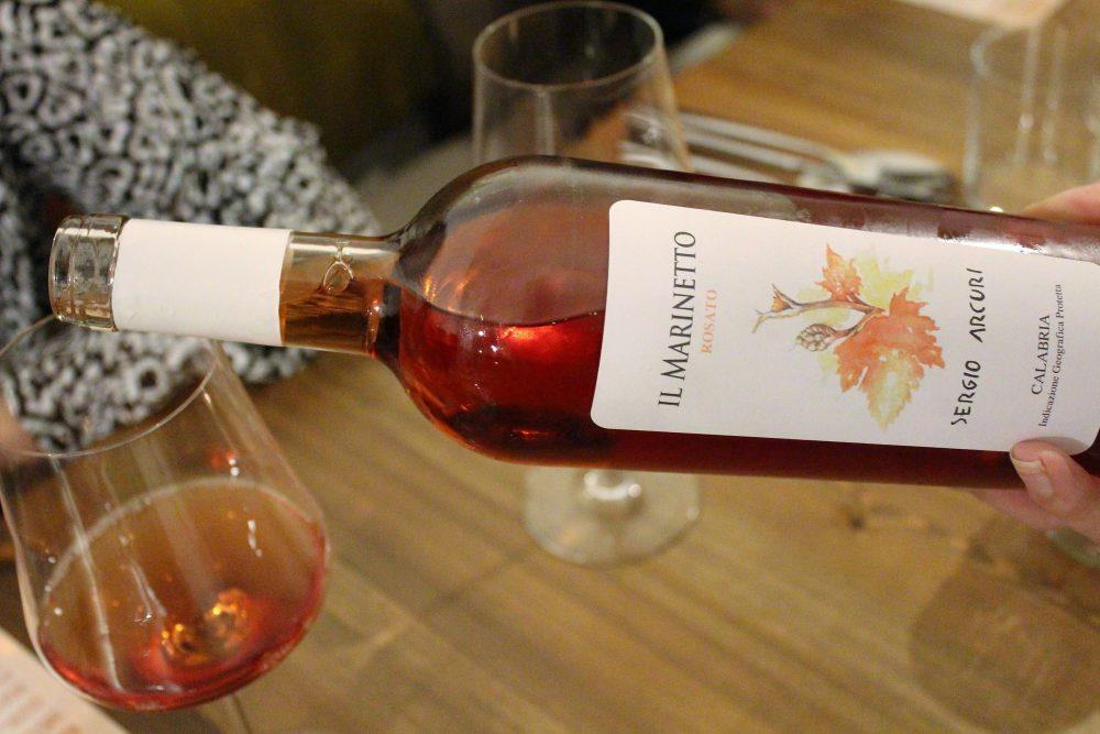Bistrot26 – rosato Il Marinaretto di Sergio Arcuri