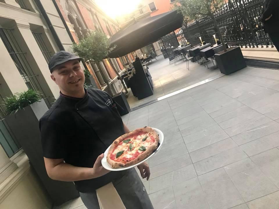 I Portici, il Pizzaiolo