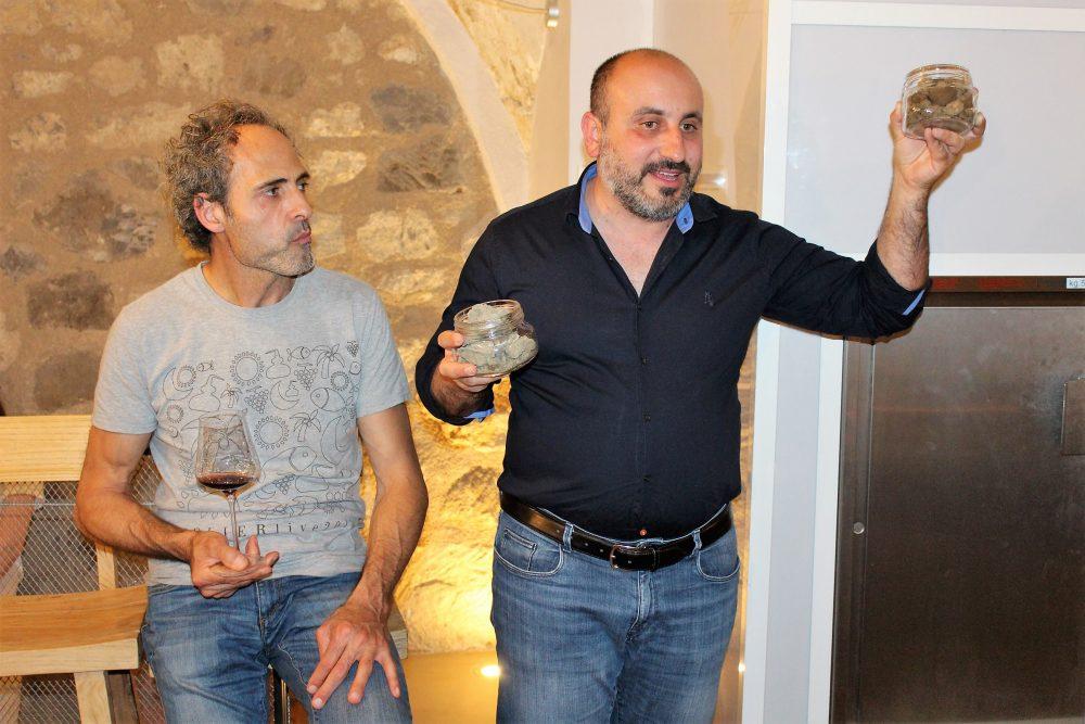 Bistrot 26 – Sergio Arcuri e Cataldo Calabretta raccontano le terre del Ciro'
