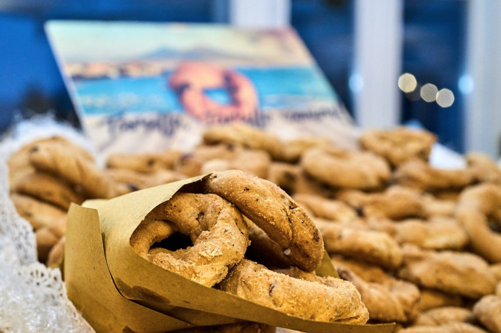 Street food gourmet per UNICEF