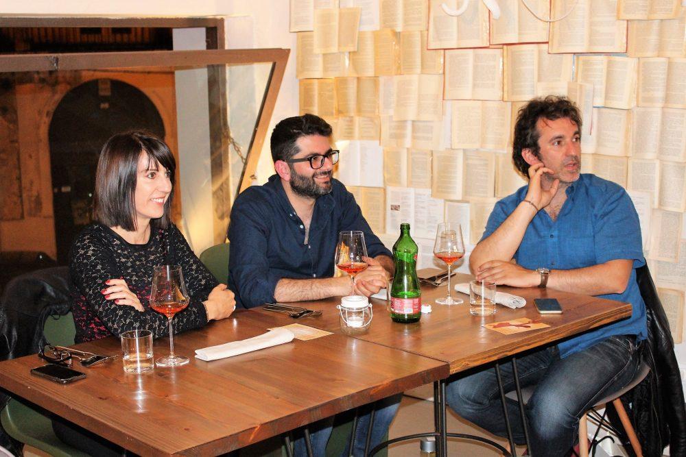 Bistrot26 – ospiti con Marco Marrocco della Cantina Tronconi di Arce
