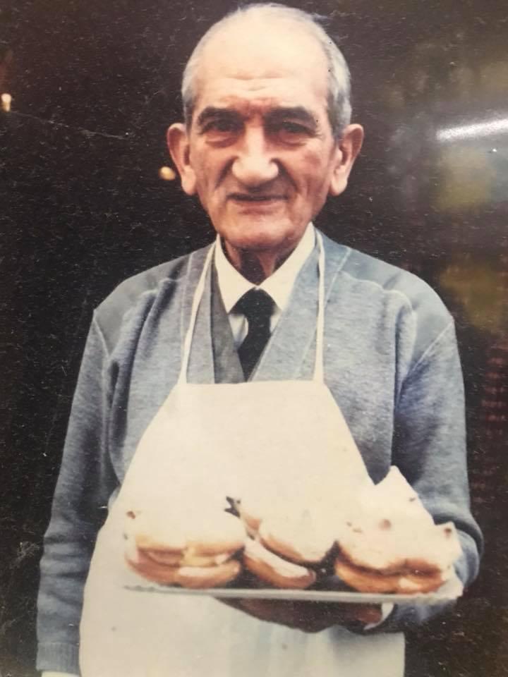 Il nonno Emo Lullo
