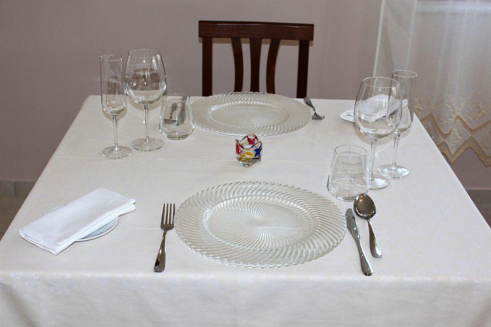 Giulio Restaurant preparazione al tavolo