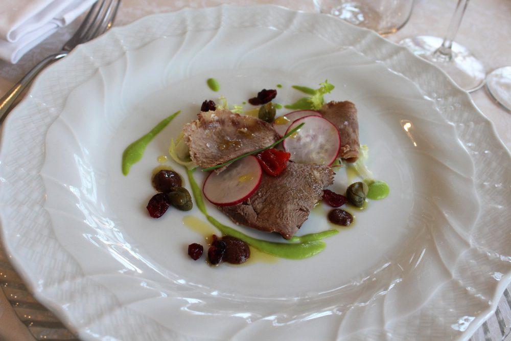 Giulio Restaurant il benvenuto