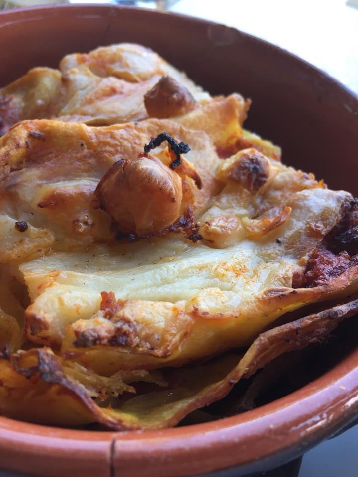 Casali del Pino, lasagna