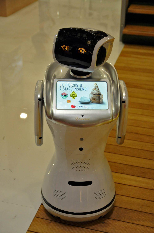 Cibus, robot