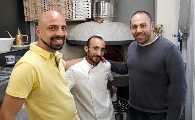 Dario, Antonio e Francesco